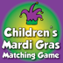Mardi Gras Matching Icon