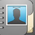 Contacts Journal – iPad Edition Icon