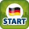 Start German! 500 words + 500 sentences (DE)