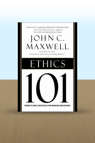 Ethics 101: What Every Leader Needs To Know by John C. Maxwell Screenshot