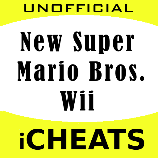 iCheats - New Super Mario Bros. Wii Cheats Edition (Unofficial)