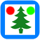 Christmas Dash Icon