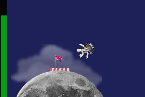 Man on The Moon Screenshot