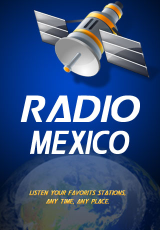 Radio Mexico Live Screenshot