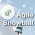 Agile Snowball: Debt Simplified iPad Edition Icon