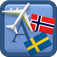 Traveller Dictionary and Phrasebook Norwegian – Swedish Icon