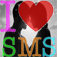 i LoVe SmS Icon