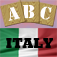 Italian Alphabet Flashcards Icon
