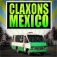 Claxons Mexico Icon