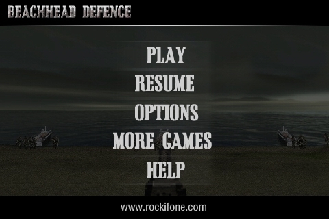 Beachhead Defense 3D Screenshot