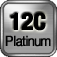 12C Platinum ALG/RPN Calculator Icon