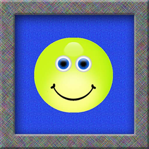Smiley Face Wallpapers for the iPod touch and iPhone
