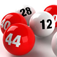Lotto Number Picker Icon