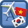 Traveller Dictionary and Phrasebook Vietnamese – Korean Icon