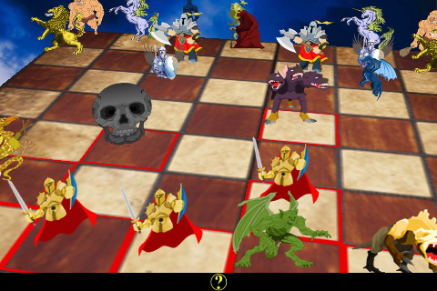 3D Good vs Evil Screenshot