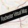 Rochester, Minnesota Virtual Map Icon