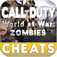 Call of Duty: World at War: Zombies Cheats Icon