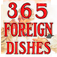 365 Foreign Dishes Icon