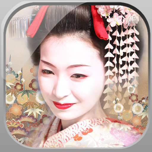 World of Geisha Wallpaper for iPhone4
