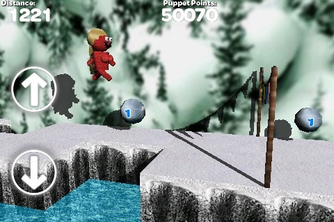Puppet Sprint 3D Screenshot
