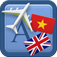Traveller Dictionary and Phrasebook Vietnamese – UK English Icon