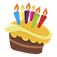 Birthday Caller Icon