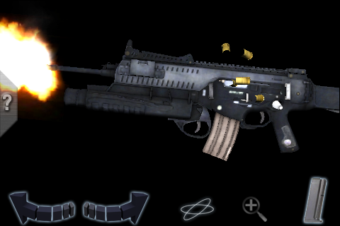 ARX160 Assault Rifle 3D – GUNCLUB EDITION Screenshot