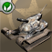 Open Fire Gold Icon