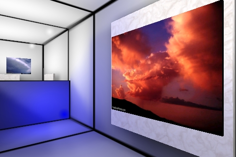 3D Gallery Screenshot