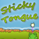 Sticky Tongue Icon