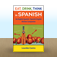 Eat, Drink, Think in Spanish: A Food Lover's English-Spanish/Spanish-English Dictionary by Lourdes Castro Icon