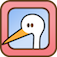 Baby Names Stork Drop Icon