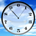 Metric Clock for iPad Icon