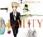 Reality album David Bowie