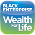 Black Enterprise Wealth For Life Icon