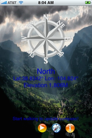 My Compass 3D – Nature Compass! Screenshot
