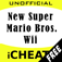 iCheats - New Super Mario Bros. Wii Cheats & Tips Free (Unofficial)