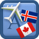 Traveller Dictionary and Phrasebook Icelandic – Canadian French Icon