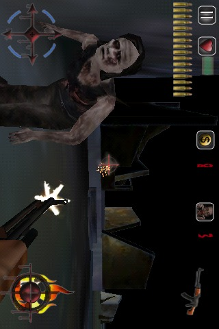 Be Free or die (Zombies 3D FPS) Screenshot