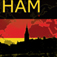 Hamburg Map Icon