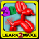 Balloon Animals 3D PRO – 3D Dollar Origami Shirt instruction included! Icon