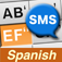 1Hand SMS Spanish Keyboard Icon