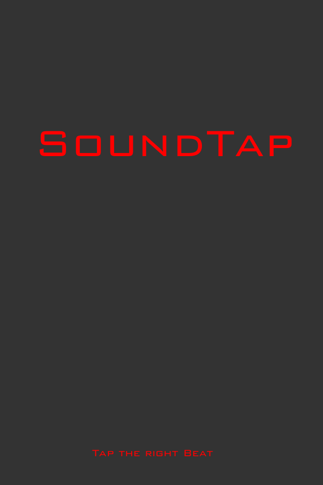 SoundTap Screenshot