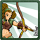 Archer Girl Icon