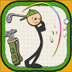 Stick Golfer HD Free Icon
