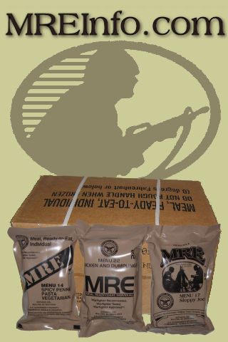 MRE Info Screenshot