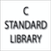 C Standard Library Icon