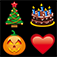 Holiday Greetings – 3D Animations, Emoji, Emoticons, Sounds & Videos for Special Occasions Icon