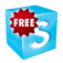 Shake and Spell 3D Free Icon