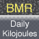 BMR vs. Daily Kilojoules Icon